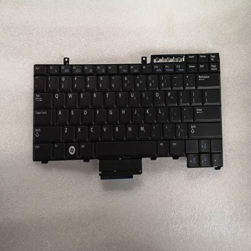 for DELL Latitude E5300 E5400 E5500 E5410 E5510 PP32LA Keyboard HT514 0HT514