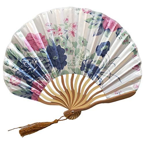 Ventilator Faltventilator Dragon Blade Fan Dragon Blade Fan Handfächer im chinesischen Stil Bambuspapier Faltfächer Party Hochzeitsdekor