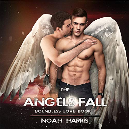 The Angels Fall audiobook cover art