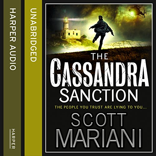 The Cassandra Sanction: Ben Hope, Book 12 cover art