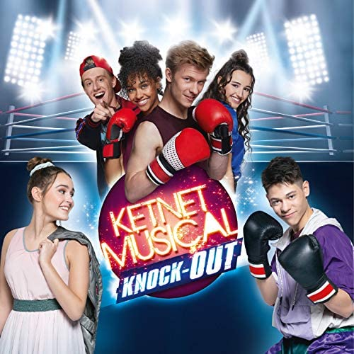 cast van Ketnet Musical Knock-out