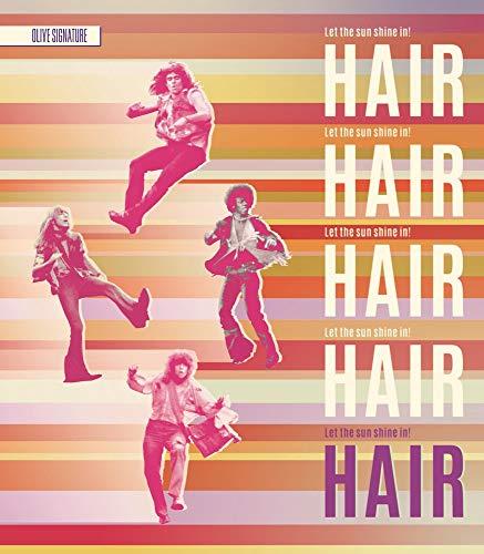 Hair (Olive Signature) [Edizione: Stati Uniti] [Italia] [Blu-ray]
