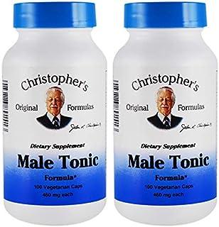 Christopher's Original Formulas Male Tonic 100 Vegetarian Capsules (2)