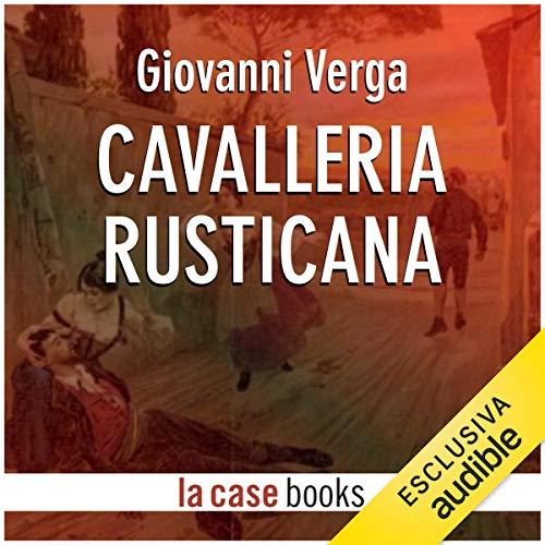 Cavalleria rusticana copertina