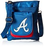 MLB Atlanta Braves Crossbody Purse-Handbag-Travel
