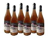 Vin Rosé Bio -Château de Lascours Pic Saint-Loup – Coteaux du Languedoc - Lot de 6 bouteilles (6)