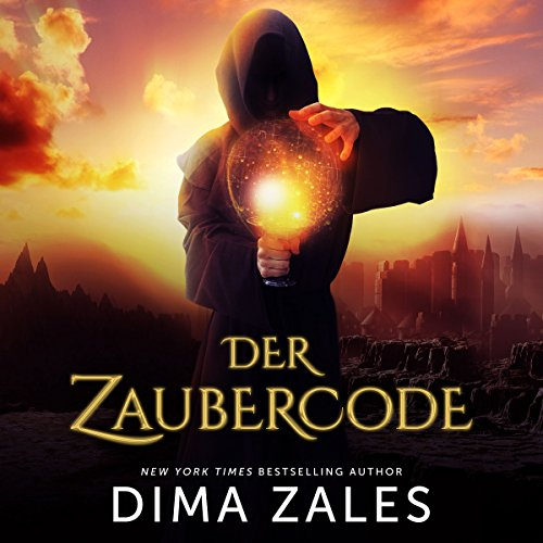 Der Zaubercode audiobook cover art