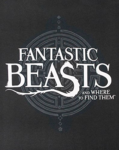 Fantastic Beasts And Where To Find Them Logo Women's T-Shirt (XXL)