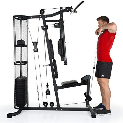 HAMMER Premium Kraftstation – Muskeltraining für Zuhause Bild 3*
