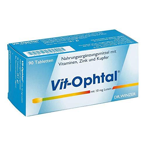 Dr. WInzer VIT OPHTAL mit 10 mg Lutein Tabletten