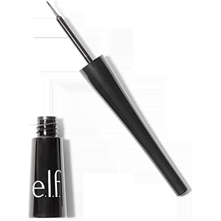 E.L.F. Cosmetics, Expert Liquid Liner, Jet Black, 4.2 ml
