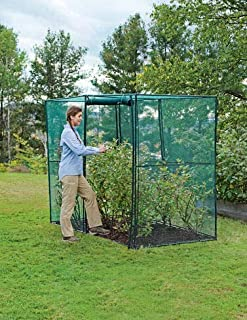 Gardener's Supply Company Crop Cage, 4 x 8 Plant Protection Tent