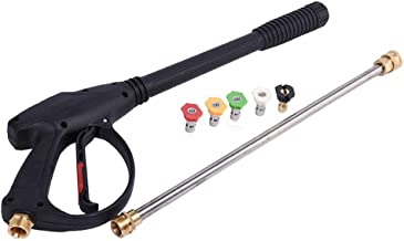 Drukwaspistool Hoge Drukpistool 4000 Psi voor het reinigen van de auto, mechanische apparatuur, vloeren, muren, ramen, met...