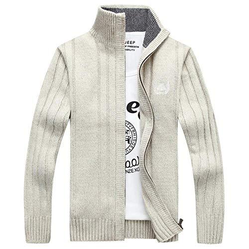 TOSISZ Trui Mannen Herfst Winter Wol Dikke Mannelijke Vest Mode Kleding Bovenkleding Breien Sweter