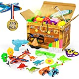 Joyjoz Carnival Prizes, Party Favors for Kids, Prizes Box Toy Assortment for Boys Girls, Treasure Box Prizes Gift for Party, Birthday, School, 22 kinds Toys Set