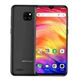 Unlocked Cell Phones Canada Ulefone Note 7, Android 8.1 Dual Sim Smartphone Face