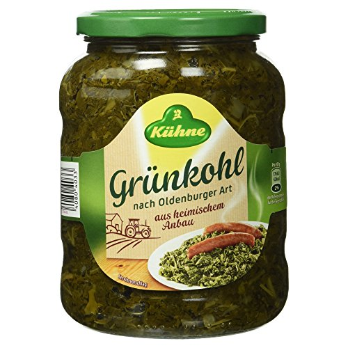 Kühne Grünkohl nach Oldenburger Art, 660 g