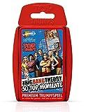 Mueve Exitosas WIN61908 - Top Trumps - The Big Bang Theory, Juego de cartas , color/modelo surtido