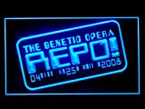 Repo The Genetic Opera Bar Led Light Sign