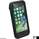 Catalyst wasserdichte Hülle für iPhone 7, Stoßfest, Fallfest, mit Voller Touchscreen-Funktion inkl. Touch ID (Schwarz) CATIPHO7BLK