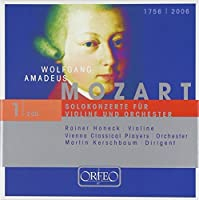 Solo Concert For Violin And Or by WOLFGANG AMADEUS MOZART (2006-03-28)