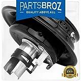 3412D024-09 Burner Assembly by PartsBroz - Compatible with Magic Chef & Maytag Gas Ranges - Replaces WP3412D024-09, AP6008592, 3412D024-09, 12500050, 3412D007-00, 3412D007-09, 3412D014-09, 3412D015-09