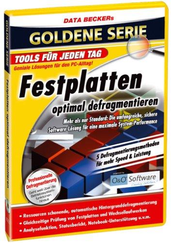 Festplatten optimal defragmentieren
