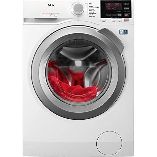 AEG L6FBG844 Independiente Carga frontal 8kg 1400RPM A+++