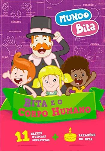 MUNDO BITA - BITA E O CORPO HUM (DVD