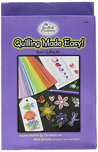 Quilled Creation Quilling Made Easy Kit