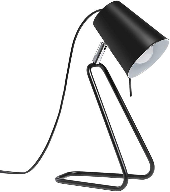 Tischlampe Xiuyun Eisen Schlafzimmer Schlafsaal (Farbe     SCHWARZ, größe   31.5  19cm) B07K1BMJXW   Schnelle Lieferung  c0c2f6