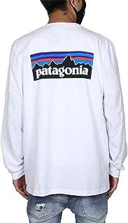 [パタゴニア] Tシャツ 長袖Tシャツ メンズ PATAGONIA M ホワイト patagonia040 [並行輸入品]
