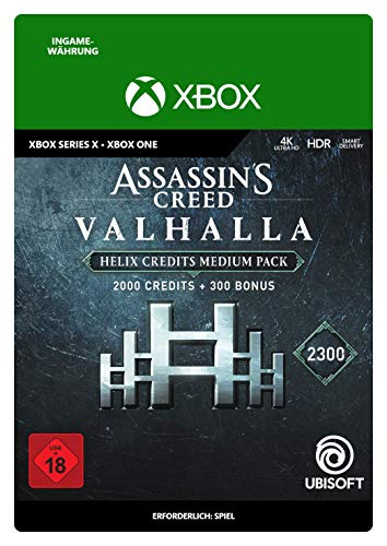 Assassin's Creed Valhalla Medium Helix Credits Pack   Xbox - Download Code