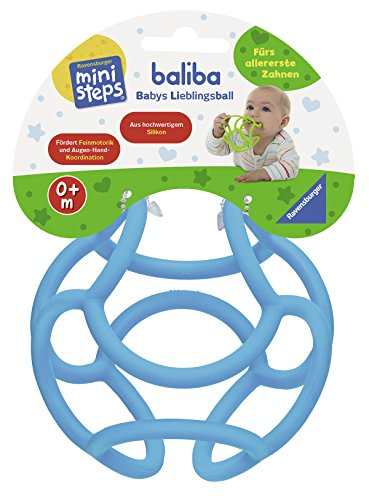 Ravensburger ministeps 04550 - baliba - Babys Lieblingsball (blau)