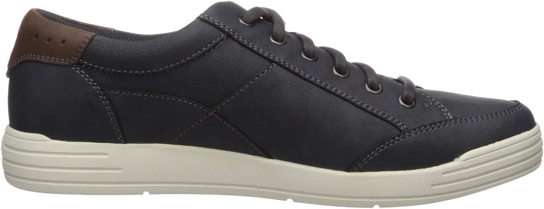 Nunn Bush Mens Kore City Walk Oxford Athletic Style Sneaker Lace Up Shoe