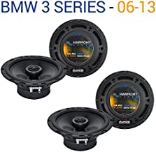 Compatible with BMW 3 Series 2006-2013 Factory Speaker Replacement Harmony (2) R65 Package New