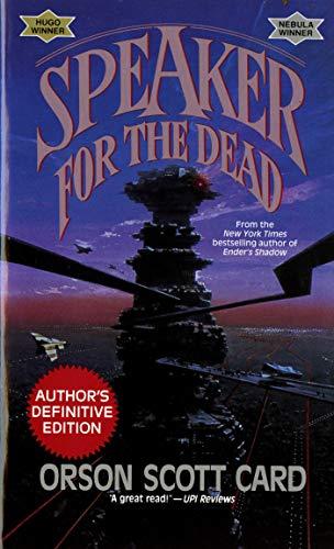 Speaker for the Dead (The Ender Quintet) -  Card, Orson Scott, Mass Market Paperback