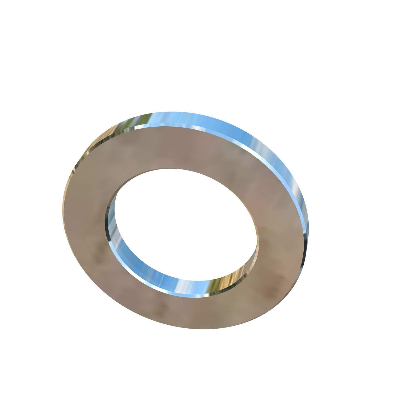 Industry No. 1 Allied Long Beach Mall Titanium 0011932 Pack of 12 0.06 Washer Flat 5 Inch 16