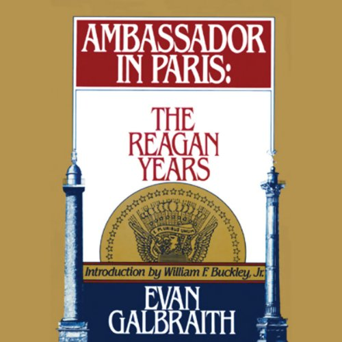 Ambassador in Paris audiobook cover art