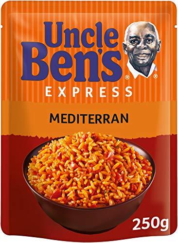 Uncle Ben's Express-Reis Mediterran, 250g