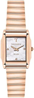 Trussardi Women's T-GEOMETRIC Watch Pink
