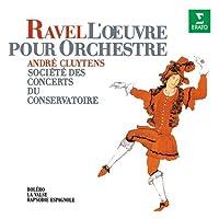 Ravel: Bolero. La Valse by Andre Cluytens (2014-06-18)