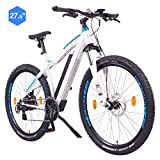 NCM Moscow E-Bike, E-MTB, E-Mountainbike 48V 13Ah 624Wh - 29' Weiß
