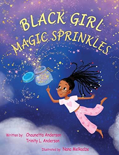 Black Girl Magic Sprinkles