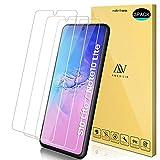 ANEWSIR Cristal Templado para Samsung Galaxy S10 Lite/Note 10 Lite Protector de Pantalla, Samsung...