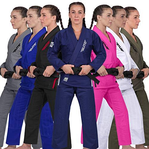 Elite Sports Ultra-Light Women's BJJ GI