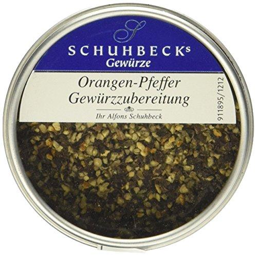 Schuhbecks Orangen-Pfeffer, 3er Pack (3 x 50 g)