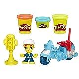 Play-Doh-Hasbro PLAYDOH Town Juguete, Multicolor B5975AS0