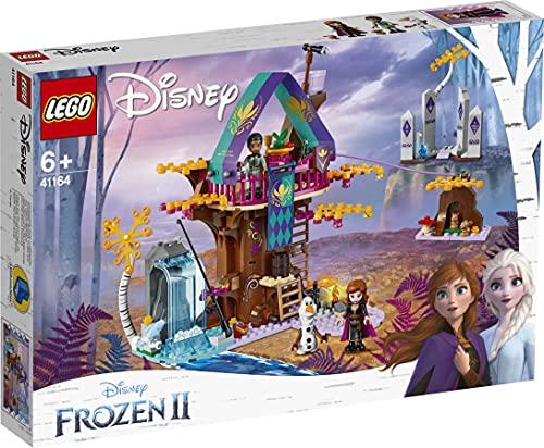 lego frozen magico castello di ghiaccio LEGO DisneyFrozenII LaCasasull'alberoIncantata con la PrincipessaAnna