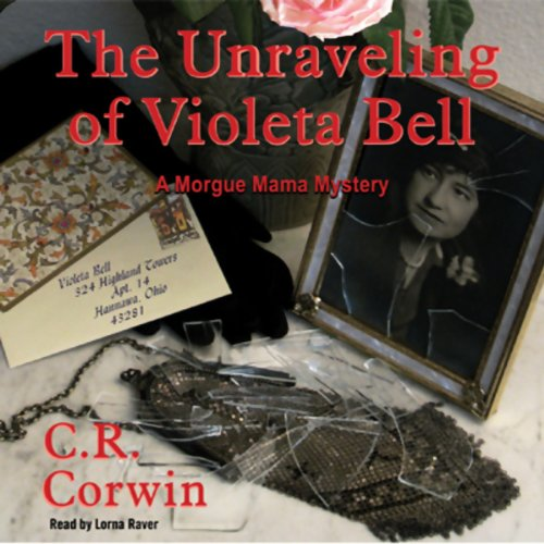 The Unraveling of Violeta Bell copertina